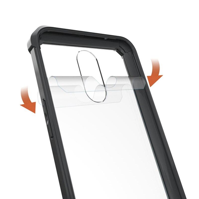 Λεπτό υβριδικό πίσω κάλυμμα θήκη - Ανταλλακτικά και αξεσουάρ κινητών τηλεφώνων - Φωτογραφία 3