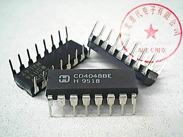 5pcs CD4048BE      DIP-16