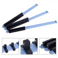 """3 Pcs Drive Socket Houder Rails Socket Rack Muur Wrench Opslag Clip Lade Plank Voor 1/4 '3/8' 1/2 """"Drive Gereedschap Houder Organizer-in Handgereedschapssets van Gereedschap op"""