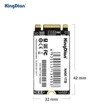 KingDian 32GB 60GB 64GB 120GB 240GB 512GB 1TB ssd m2 2242 NGFF M2 SSD SATA HDD 2242mm disco duro portátil saltador 3 pro