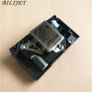 Image 2 - Nouvelle tête dimpression DX6 dorigine F1800400030 pour tête dimpression imprimante Epson L801 L800 L805 TX650 T50 R290 Titan jet 1pc
