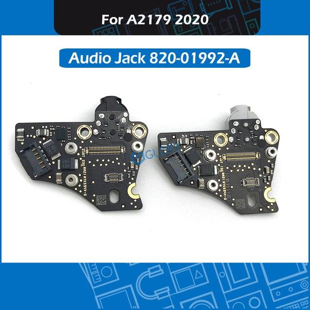 """חדש נייד A2179 אוזניות אודיו שקע לוח 820 01992 A עבור Macbook Air 13 """"A2179 2020 שנה EMC 3302"""