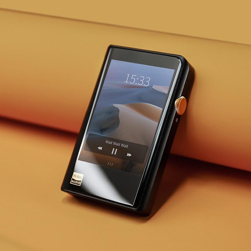 SHANLING M2X Hi-Res AK4490 DAC USB DSD Wifi Bluetooth HIFI Music MP3 Player PCM 32/384 Touch Screen Type C 6