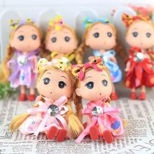 The girl Doll Dress Daily Casual Wear Skirt Pants Vest Jeans Coat Dollhouse Accessories Outfit Clothes for surprise