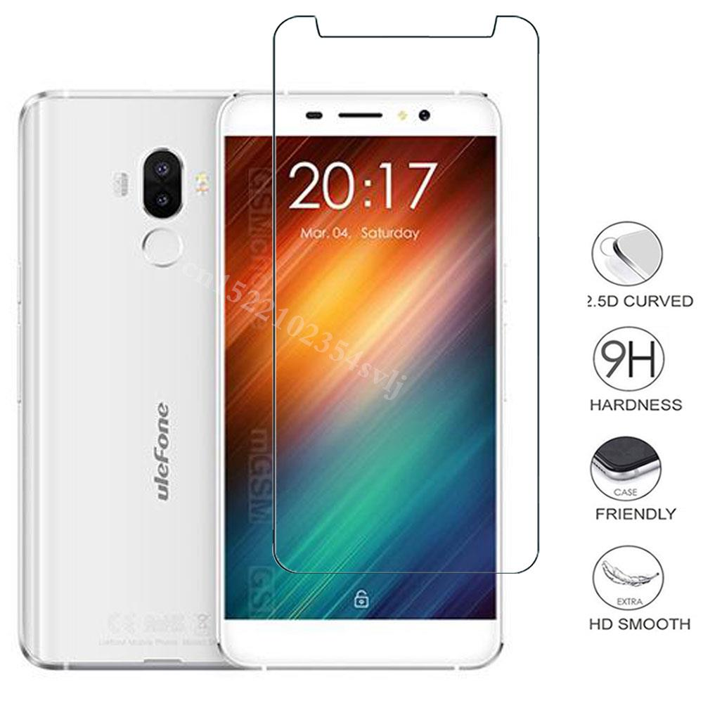 Tempered Glass For Ulefone S8 Screen Protector Toughened Protective Mobile Phone film For Ulefone S8 glass Cover