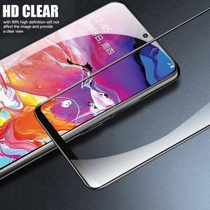9D закаленное стекло с полным клеем для oppo Reno 2z A5 A9 2020 realmi XT X2 X realme 6 5i 5 3 pro Полное покрытие стекло Защита экрана