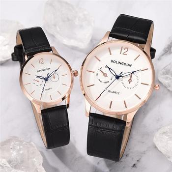 Ultra-thin Retro Women Watches 2020 New Fashion Casual Female Quartz Leather Clock Simple Ladies Wristwatches Zegarki Damskie
