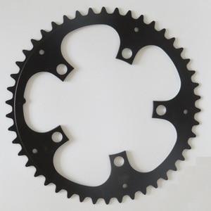 Image 3 - TRUYOU zincir tekerlek yol bisiklet parçaları aynakol katlanır bisiklet aynakol 110 BCD 34T 36T 39T 42T 44T 46T 48T 50T 52T 53T dişli disk