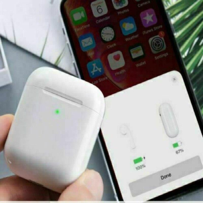 I200 TWS Pop-up Bass Bluetooth 5.0 écouteurs utiliser seul avec charge sans fil batterie réelle PK i20 i30 i60 TWS i80 i90 i100 TWS
