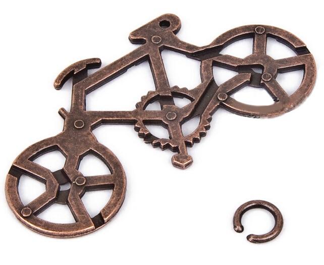 Cast bike puzzle 3