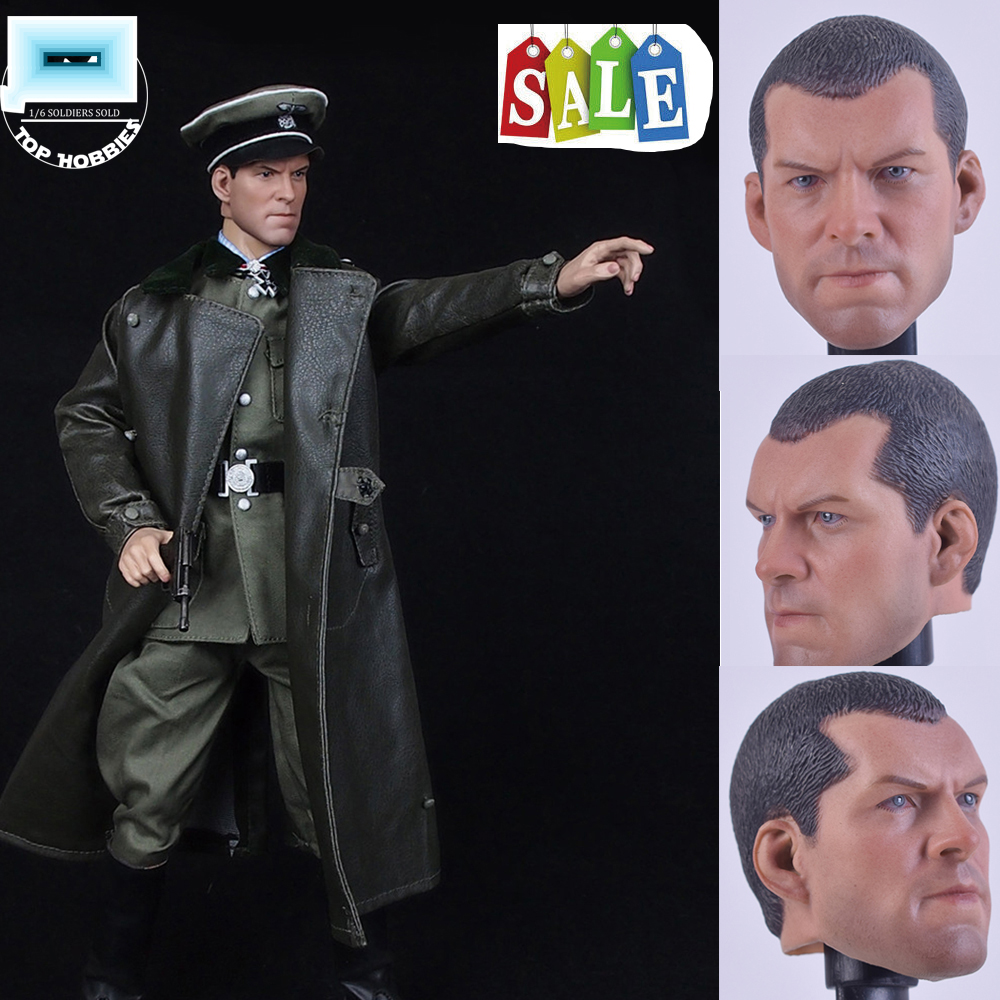 "1//6 Scale World War II sundries bag Model For 12/"" PH Hottoys Male Body"
