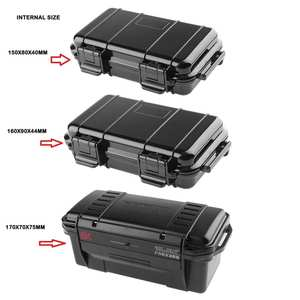 Tool-Box Safety-Case Abs-Plastic-Tool Shockproof Outdoor 3-Sizes Sealed Caja-De-Herramienta