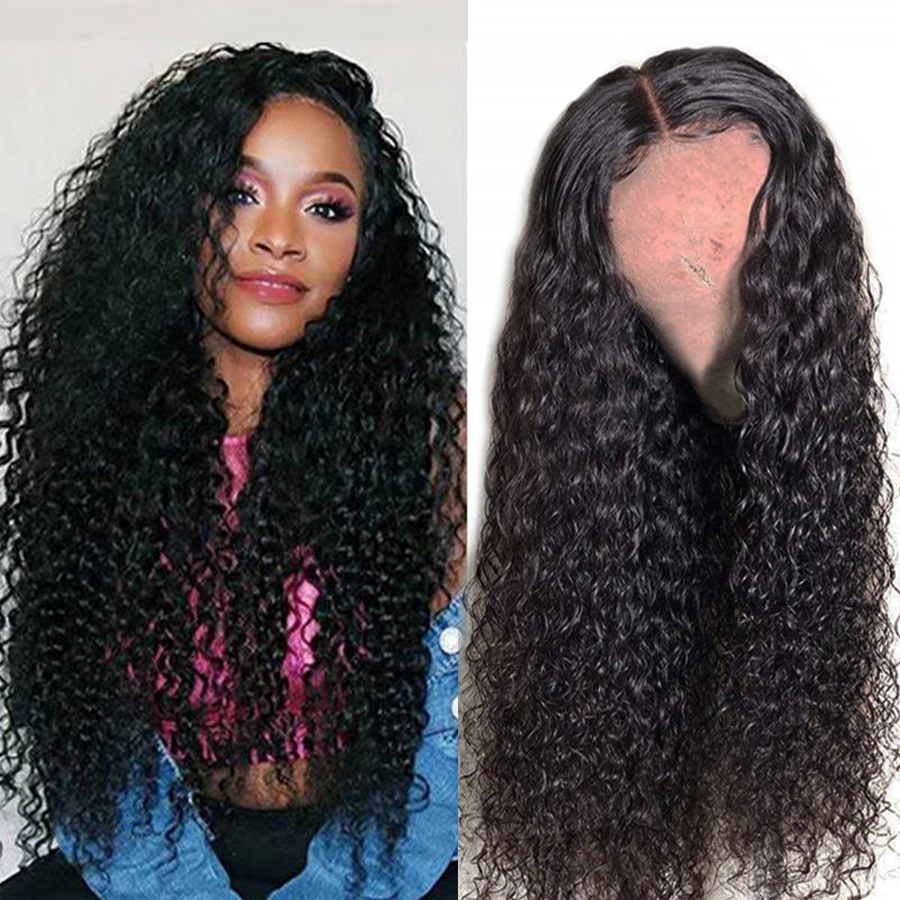 Lace Front Human Hair Wigs Curly Human Hair Wigs For Black Women Peruvian Human Hair Lace Wigs Dorisy Remy Hair Wig