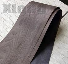 2Pieces/Lot L:2.5Meters Width:15cm Thickness:0.25mm Walnut Wood Veneer  Thin Speakers Veneer Furniture Edge Strip