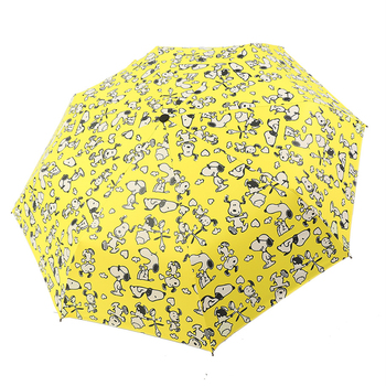 New dog pattern Umbrella Pocket Three Folding Fresh Party Dogs Parasol Sunny Rainy 4 colour Umbrellas Women