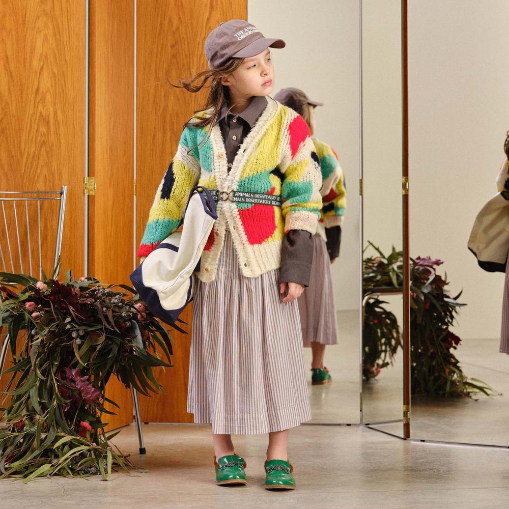 Kids Sweater TAO Brand New Autumn Winter Baby Girls Coat Jacket Christmas Sweaters Boy Cardigan Toddler Girl Winter Clothes 2021 3