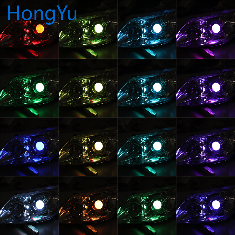 Wireless Control Rgb Led Demon Eyes