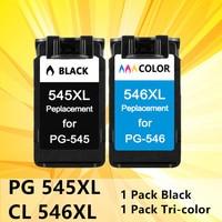 PG545 Catridge Black for Canon IP2850 MG2950 MX495 MG 2850 2950 MX 495 카트리지 잉크 Pixma 프린터 잉크 카트리지 PG 545 ip545