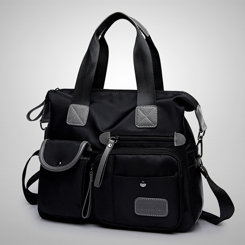 Women Portable Travel Bag New European And American Fashion Ladies Mummy Bag Nylon Shoulder Bag For Outdoor Traveling Big Sale