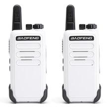 Baofeng BF-C9 Mini Walkie Talkie UHF 400-470MHz Handheld Rádio em Dois Sentidos Comunicador de Rádio Transceptor Portátil Woki Toki