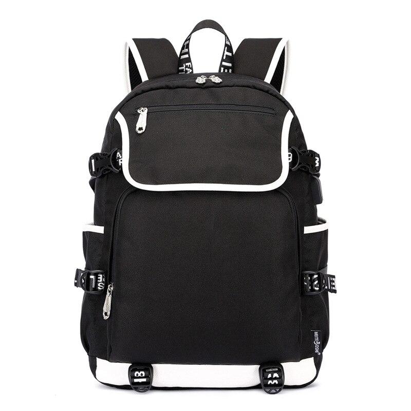 Sac à dos livre-sacs épaule voyage Mochila femme dames nouveau Zipper Escolar Double-Zipper-décoration