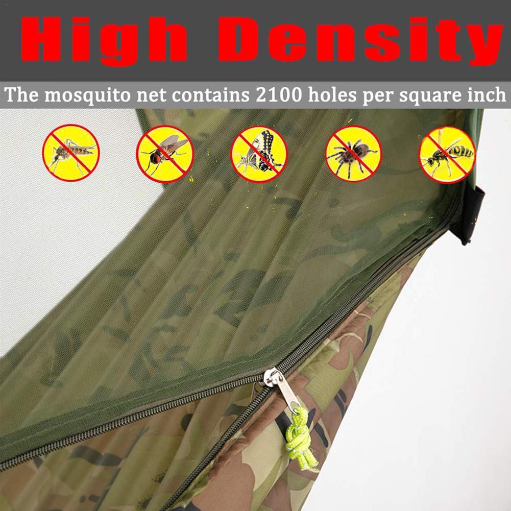 Wandern Ultraleicht Outdoor Camping Zelt Sommer 1 Einzelne Person Mesh Zelt Körper Innere Zelt Vents Moskito Net Für Angeln Tourist