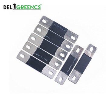 Busbars de montaje 90mm largo y 72mm entre agujeros (1 a 16pcs) para celdas de 272Ah, 280Ah y 310Ah, con termo retráctil protector. 1