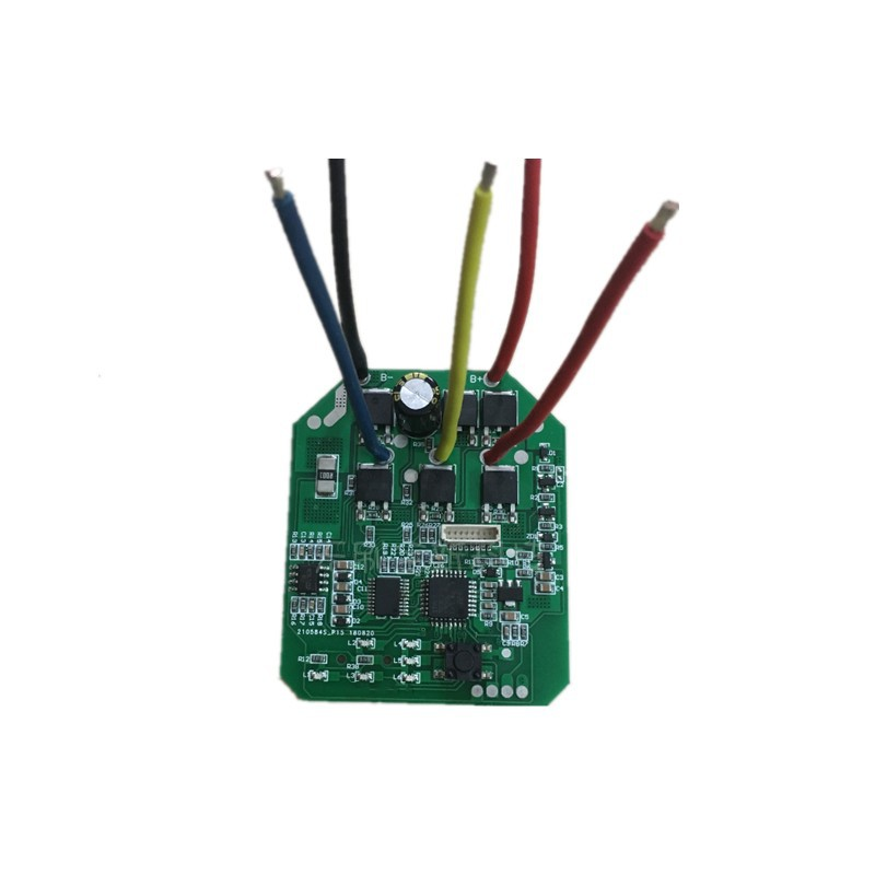 Brushless Electric Wrench Control Board Three-phase Brushless Motor Driver Board