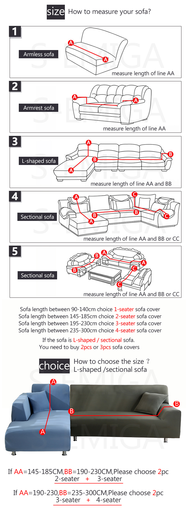 Corner Sofa Cover Spandex Sofa Cover For Living Room Couch Cover Section Sofa Slipcover Stretch L Shape Sofa Chaselong Sofa Cover Aliexpress