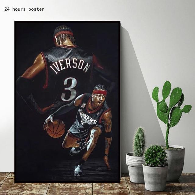 Allen Iverson Poster 6