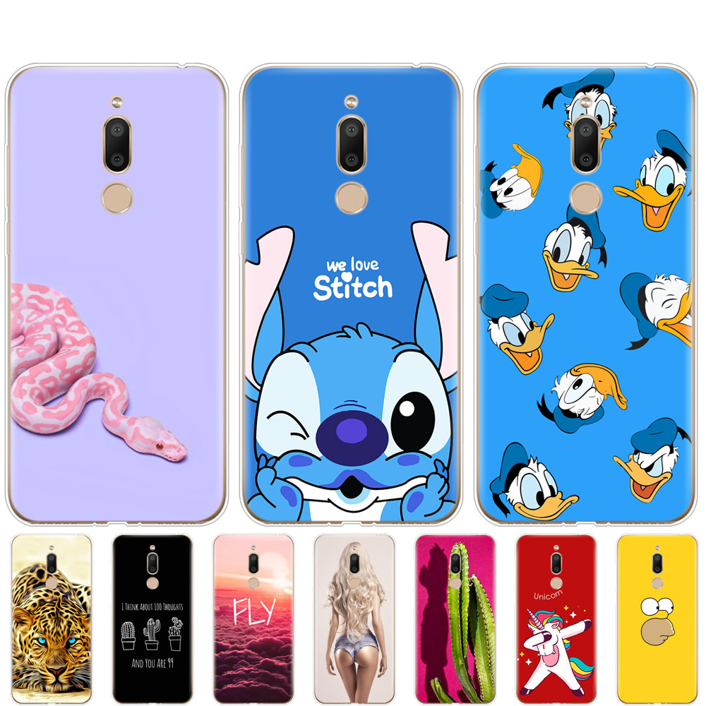 For <font><b>Meizu</b></font> <font><b>M6T</b></font> Case bumper 5.7 Inch Silicon Soft TPU Back Shell Cover on For <font><b>Meizu</b></font> <font><b>M6T</b></font> coque M6 T M 6T <font><b>M811H</b></font> phone Fundas shells image