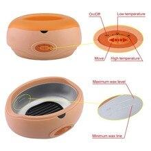 Paraffin Therapy Bath Wax Pot Warmer Salon Spa Hand Wax Heat
