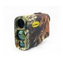 1000M Laser Golf Rangfinder Camo Black Monocular Hunting Range Finder Distance Meter Measure Speed Tester