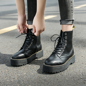 Autumn Winter Ankle Boots Wome