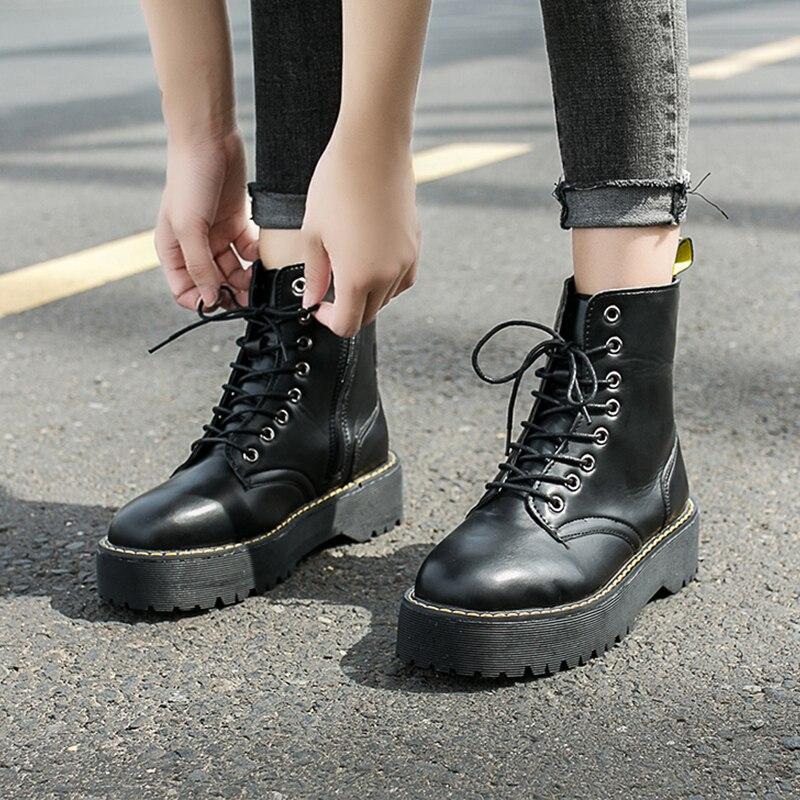 Autumn Winter <font><b>Ankle</b></font> <font><b>Boots</b></