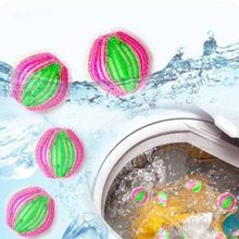 12 pçs lavagem de roupa bolas de limpeza de cabelo limpo fiapos fluff agarrando a lavanderia para a máquina de lavar roupa lavagem bola limpeza ferramentas lavar roupa