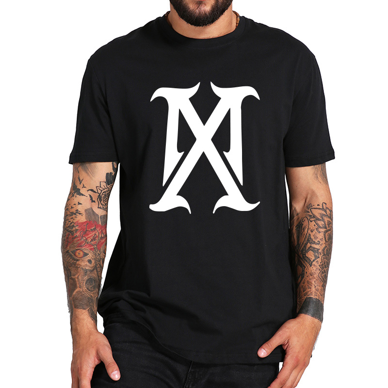 Madame X T Shirt EU Size 100% Cotton Logo Simple Print Tshirt Short Sleeve Crewneck Breathable Hisper Shirt Tops
