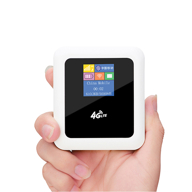 Portable Modem 4G 150Mbps CAT4 LTE TDD FDD WCDMA Mini 4g Lte Wifi Router 4g Wifi Router Outdoor