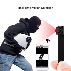 Image 2 - CCTV HD 1080p mini body web video camera WIFI Wireless Mini Camera recording Nanny surveillance  Cam Motion Detection hidden TF