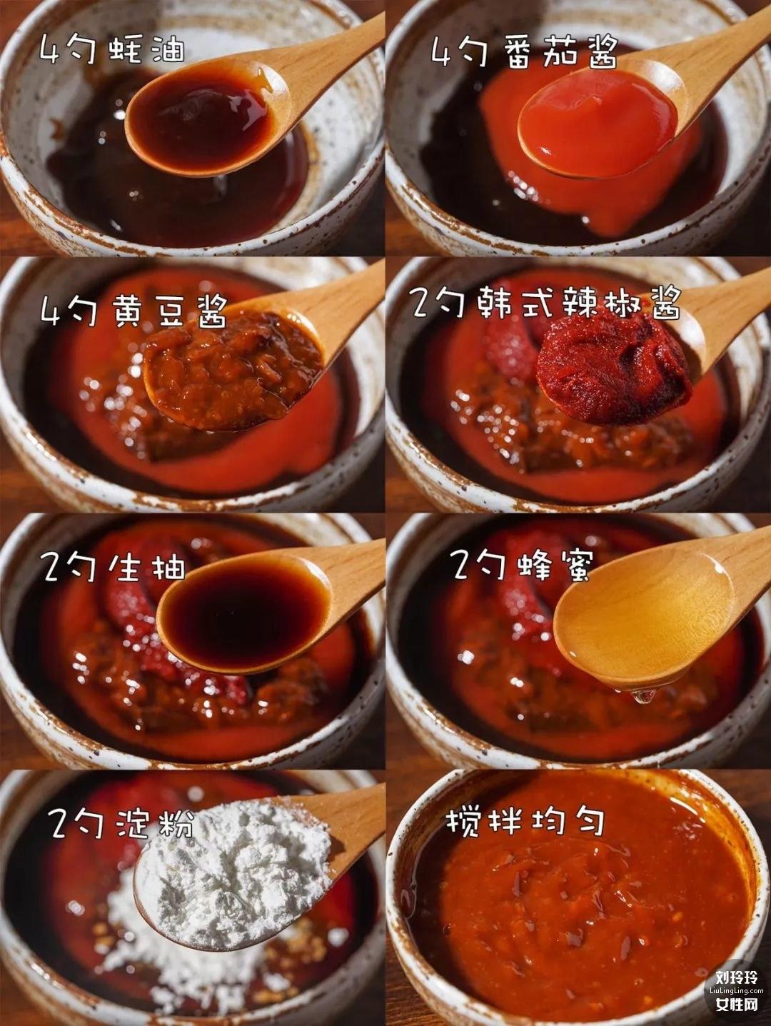 三汁燜鍋的做法 三汁燜鍋醬料配方8