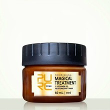 Magical Hair Mask Treatment 60ml Repairs Damage Restore Soft Hair & Scalp Treatment Nourishes The Scalp And Hair 5 seconds