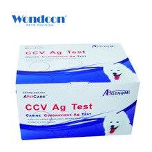 Wondcon ветеринарный собачий Coronavirus Ag быстрый тест собачий CCV быстрый тест один шаг