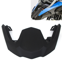 цена на Motorcycle Accessories Front Fender lengthening Beak Extension Wheel Cover Cowl For BMW R1200GS ADV Adventure R 1200GSA 2014-17