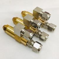 0.5/0.8/1.0/1.2/1.5/2.0/2.5/3.0mm 폐유 버너 노즐  공기 분무 노즐  연료 오일 노즐  풀 콘 오일 스프레이 노즐