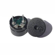 10 шт./лот универсальные пассивный зуммер электромагнитное сопротивление: 16 Ом переменного тока/2 кГц 3V 5V 12V Универсальный