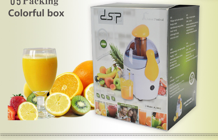 agregado familiar limao laranja suco de laranja juicer 220v 05