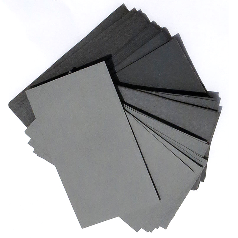 Anti-blocking Sandpaper Water Resistance Sandpaper Wet/Dry 3\