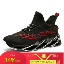 Athietic Breathable Blade Sneakers