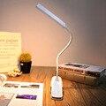 Беспроводная Настольная лампа с зажимом, кровать, спальня, рядом с лампами, Студенческая Светодиодная лампа Flexo, настольная лампа для учебы, ...