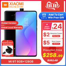 Xiaomi 9T 6GB 128GB Mi-9t Redmi K20-6gb WCDMA/GSM/LTE Nfc Quick Charge 3.0 Gorilla Glass/bluetooth 5.0
